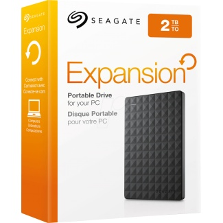 SEAGATE Expansion 2TB 2,5...