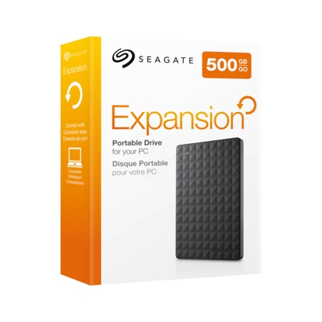 SEAGATE Expansion 500GB 2,5...