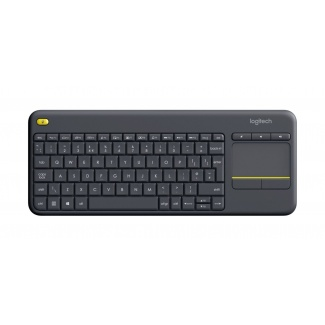 LOGITECH K400+ Wireless...