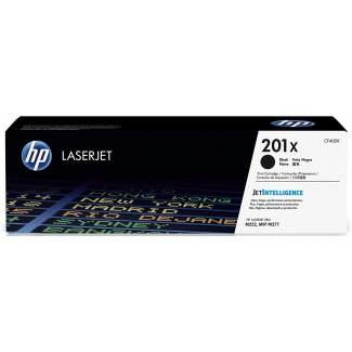 HP Inc. Toner 201X Black...
