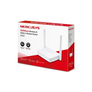 Router MERCUSUS MW300D...