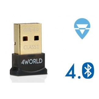 4world Adapter Bluetooth...